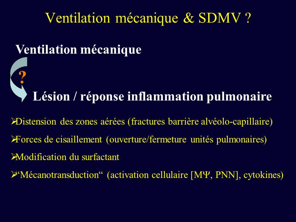 Ventilation mécanique & SDMV