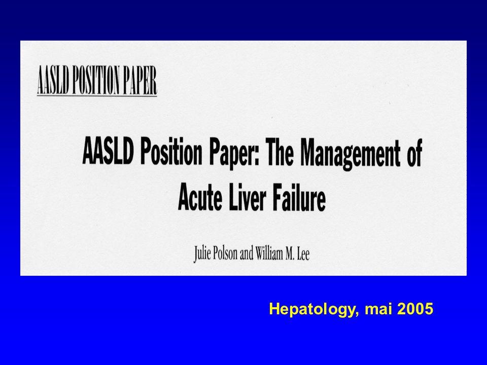 Hepatology, mai 2005