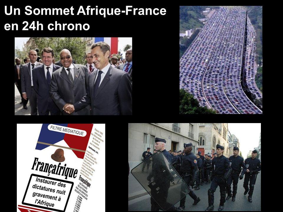 Un Sommet Afrique-France