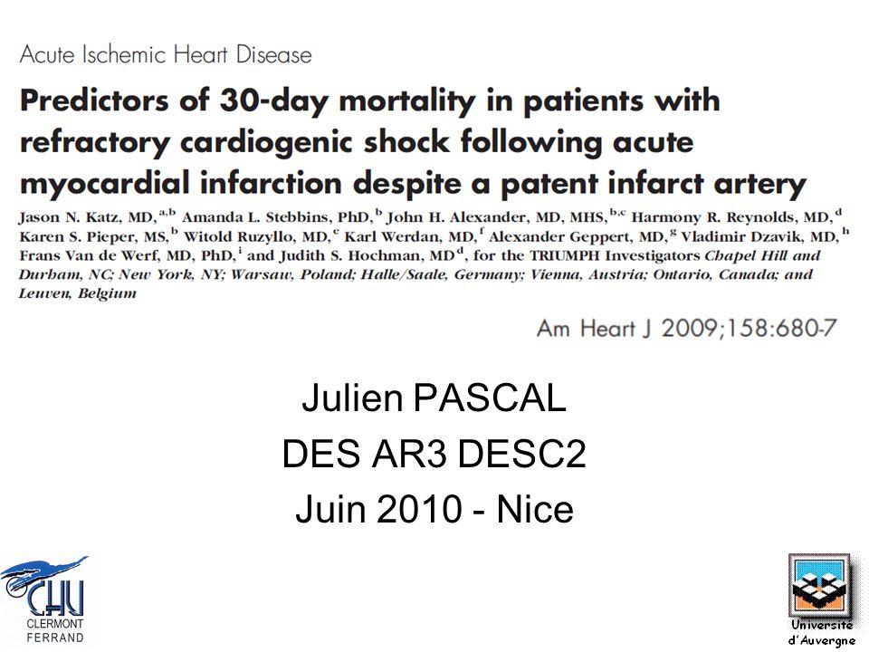 Julien PASCAL DES AR3 DESC2 Juin 2010 - Nice
