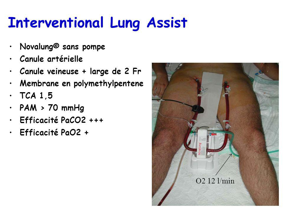 Interventional Lung Assist