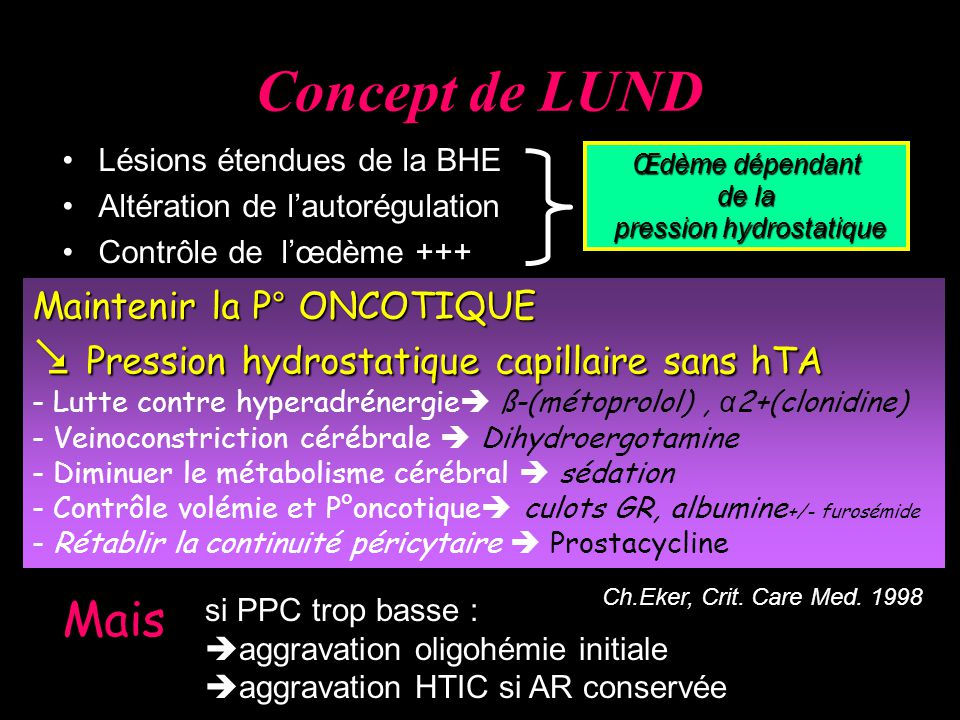 pression hydrostatique