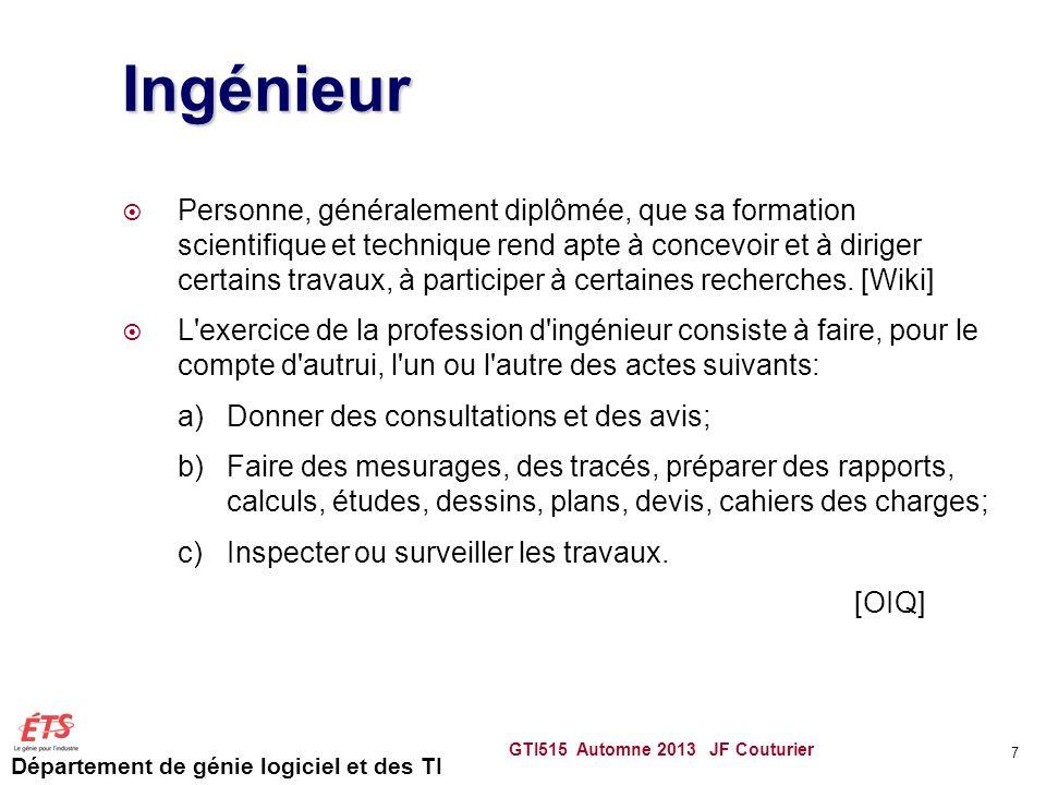 Ingénieur