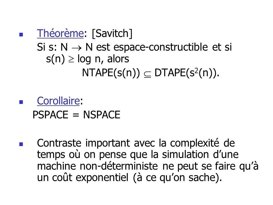 NTAPE(s(n))  DTAPE(s2(n)).