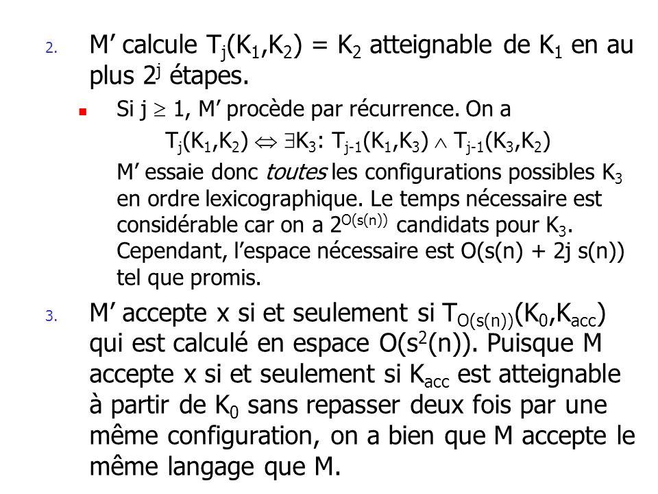 Tj(K1,K2)  K3: Tj-1(K1,K3)  Tj-1(K3,K2)