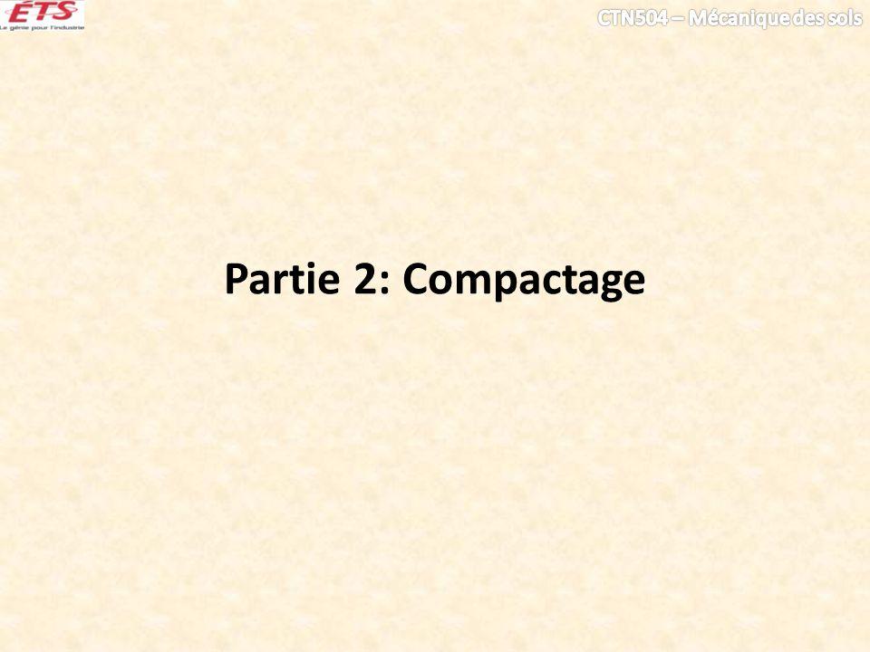 Partie 2: Compactage