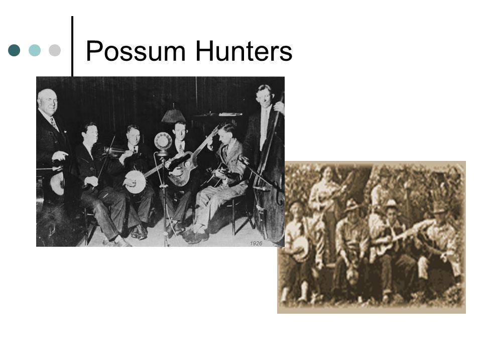Possum Hunters