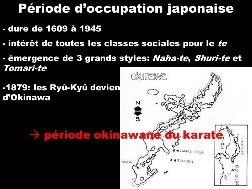 Période d'occupation japonaise