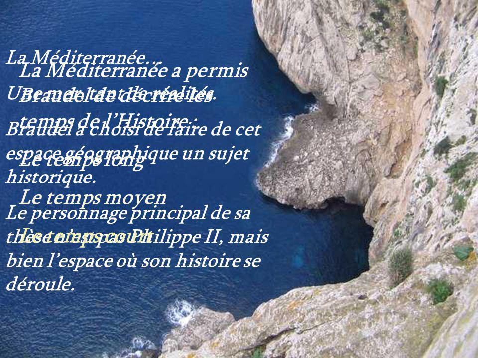II. Fernard Braudel et l'influence des Annales