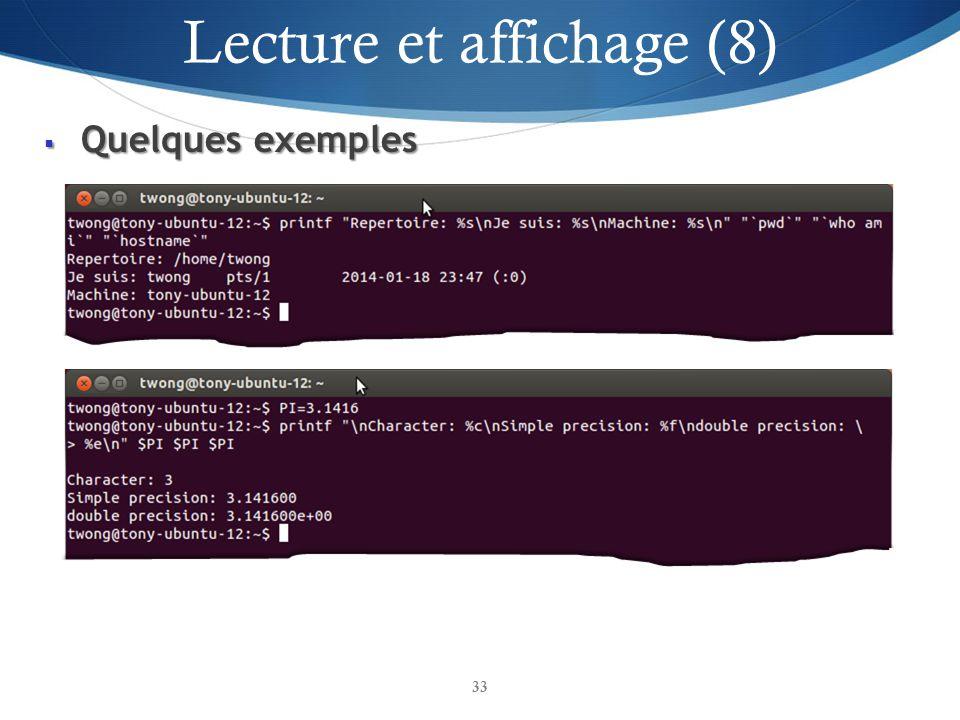 Lecture et affichage (8)