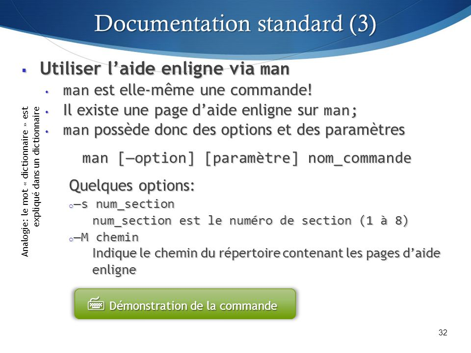 Documentation standard (3)