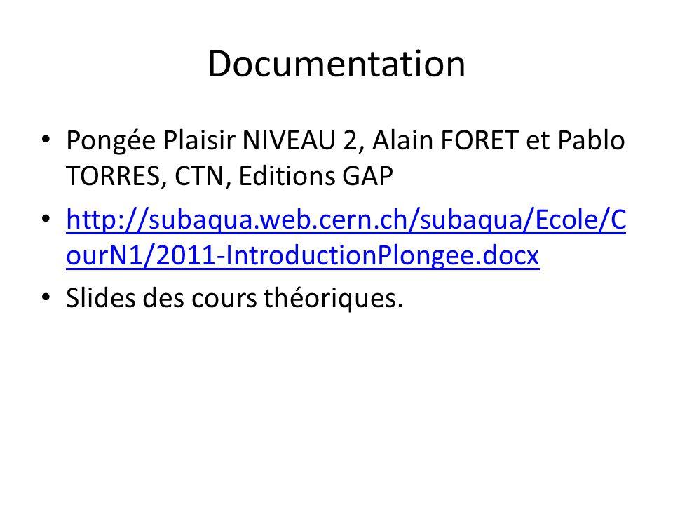 Documentation Pongée Plaisir NIVEAU 2, Alain FORET et Pablo TORRES, CTN, Editions GAP.