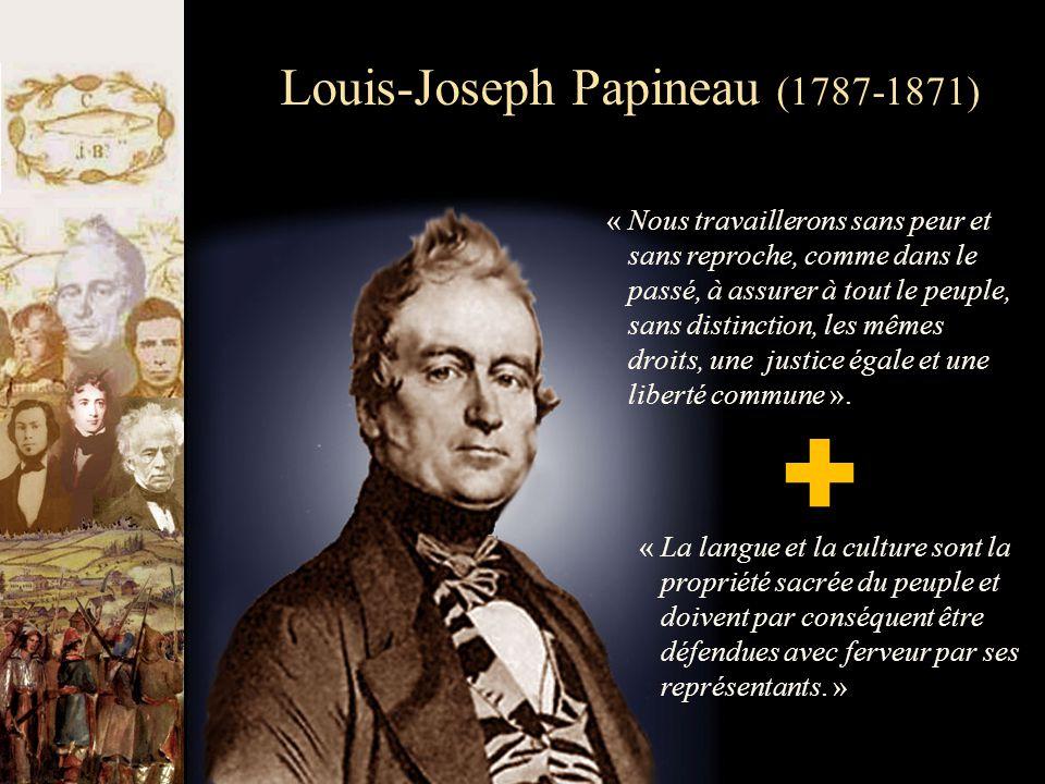 + Louis-Joseph Papineau (1787-1871)