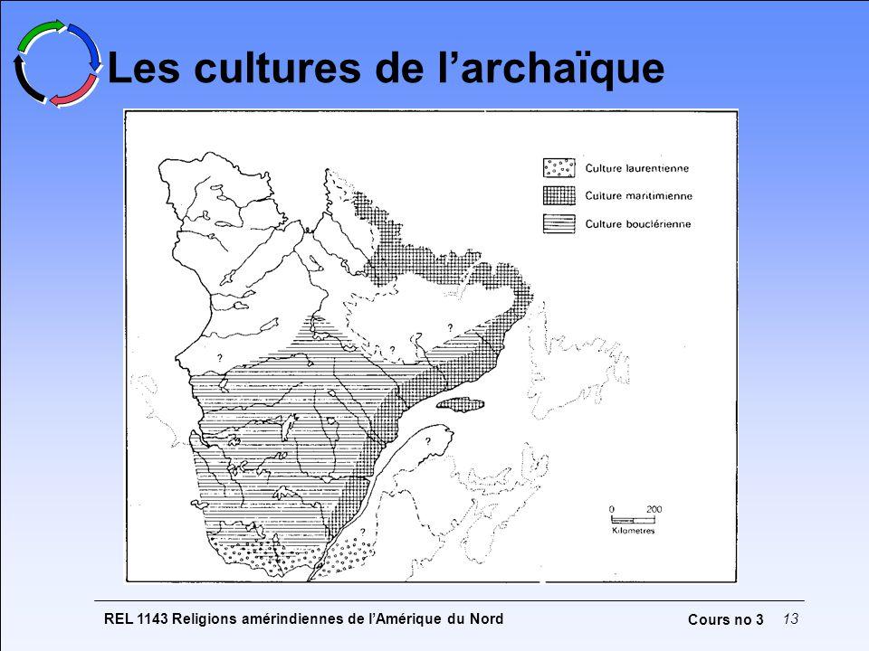 Les cultures de l'archaïque