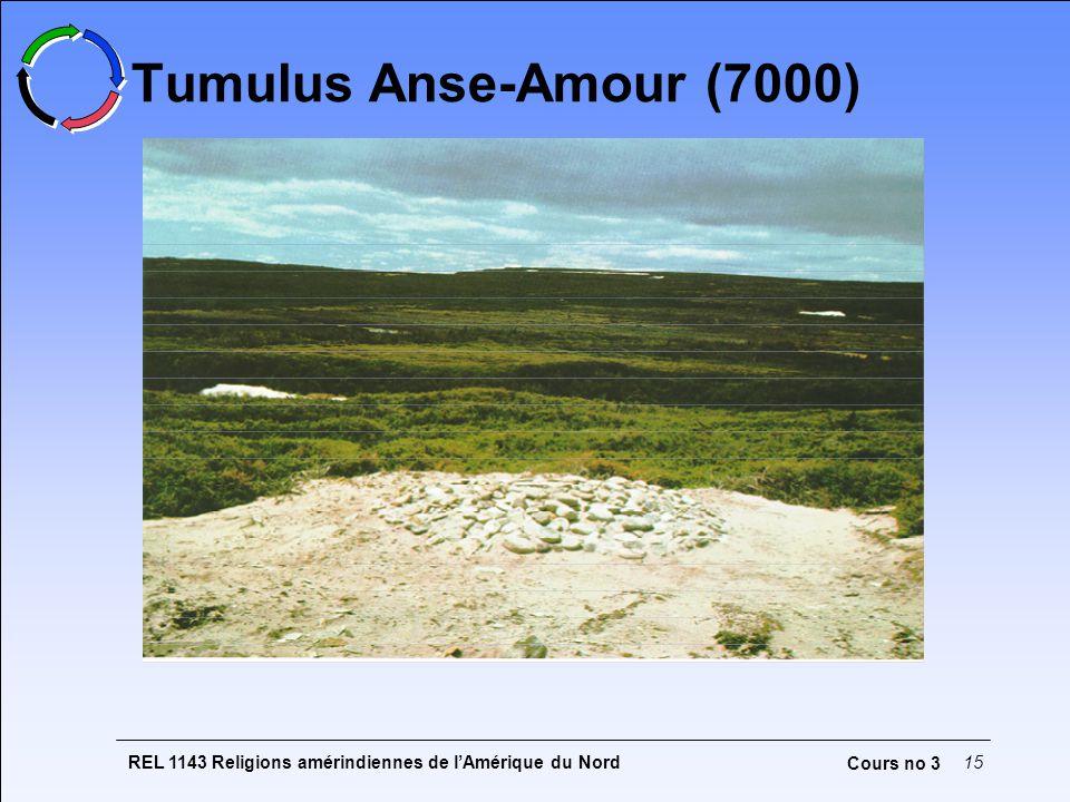 Tumulus Anse-Amour (7000)