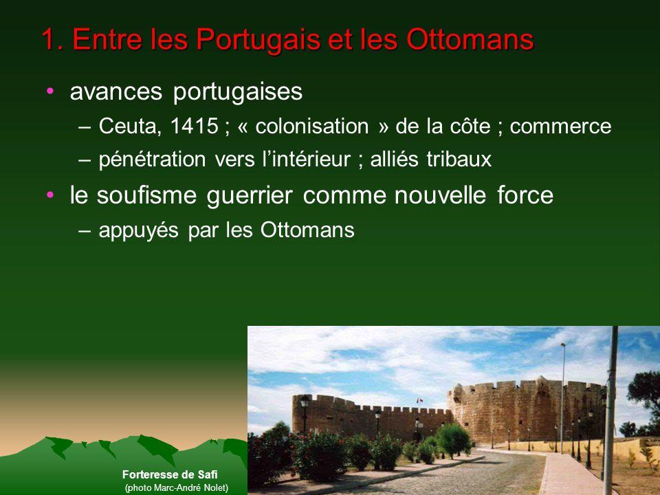 1. Entre les Portugais et les Ottomans