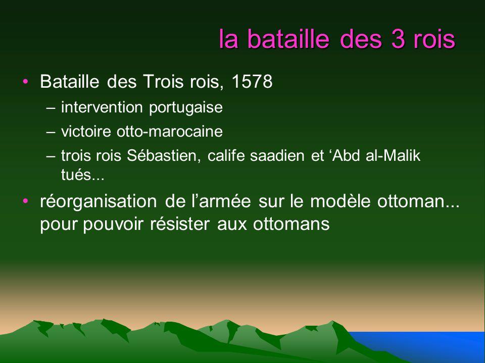 la bataille des 3 rois Bataille des Trois rois, 1578