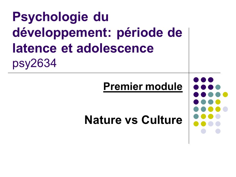 "nature vs culture The decades–old ""nature versus nurture"" debate still emphasizes two polar  so,  the world of culture (nurture) feeds back to the deepest level of biology (nature)."
