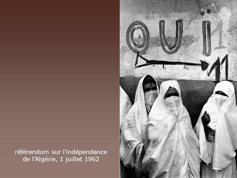 référendum sur l'indépendance de l'Algérie, 1 juillet 1962