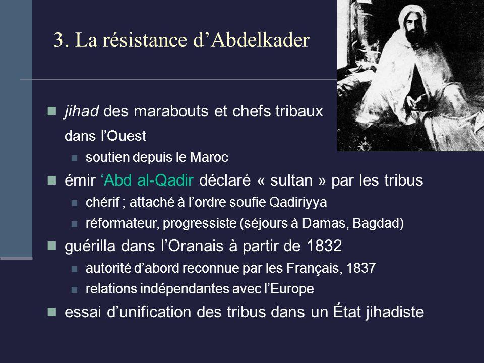 3. La résistance d'Abdelkader