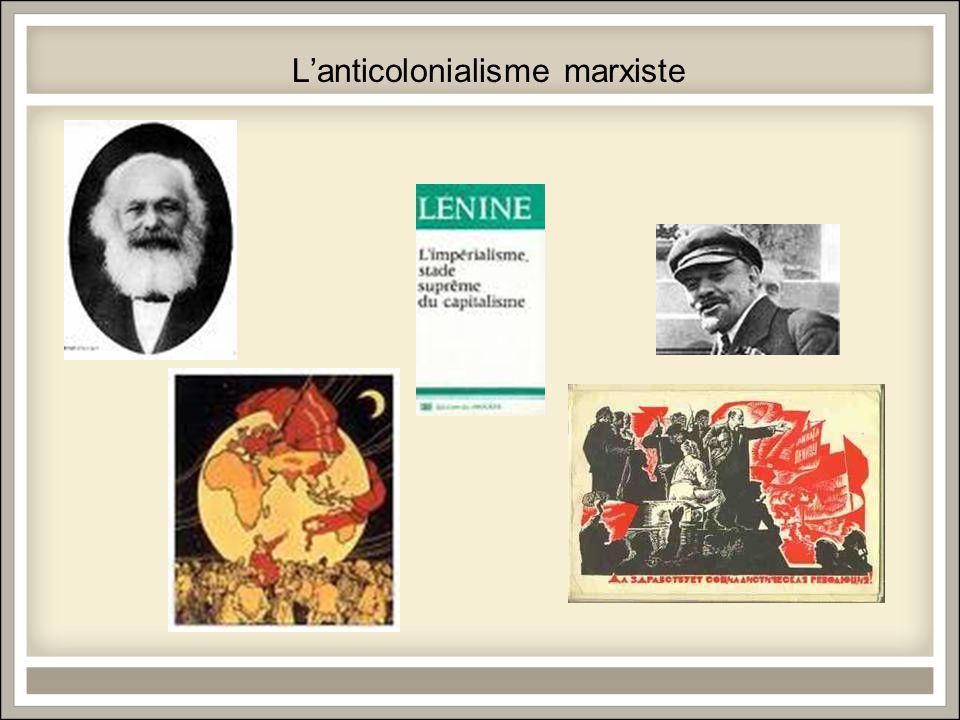 L'anticolonialisme marxiste