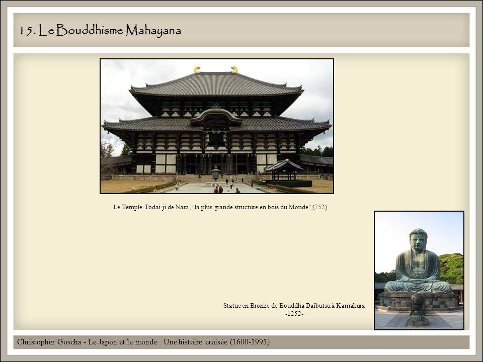15. Le Bouddhisme Mahayana