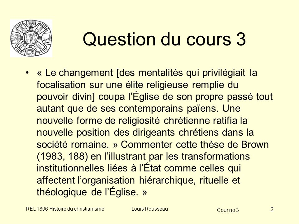 Question du cours 3