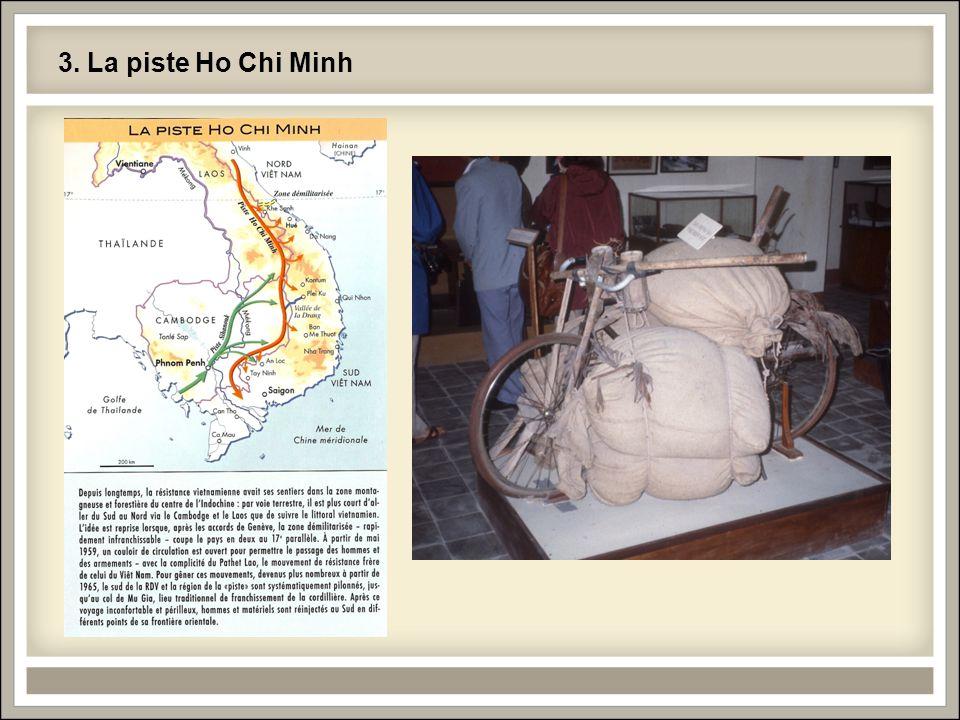 3. La piste Ho Chi Minh
