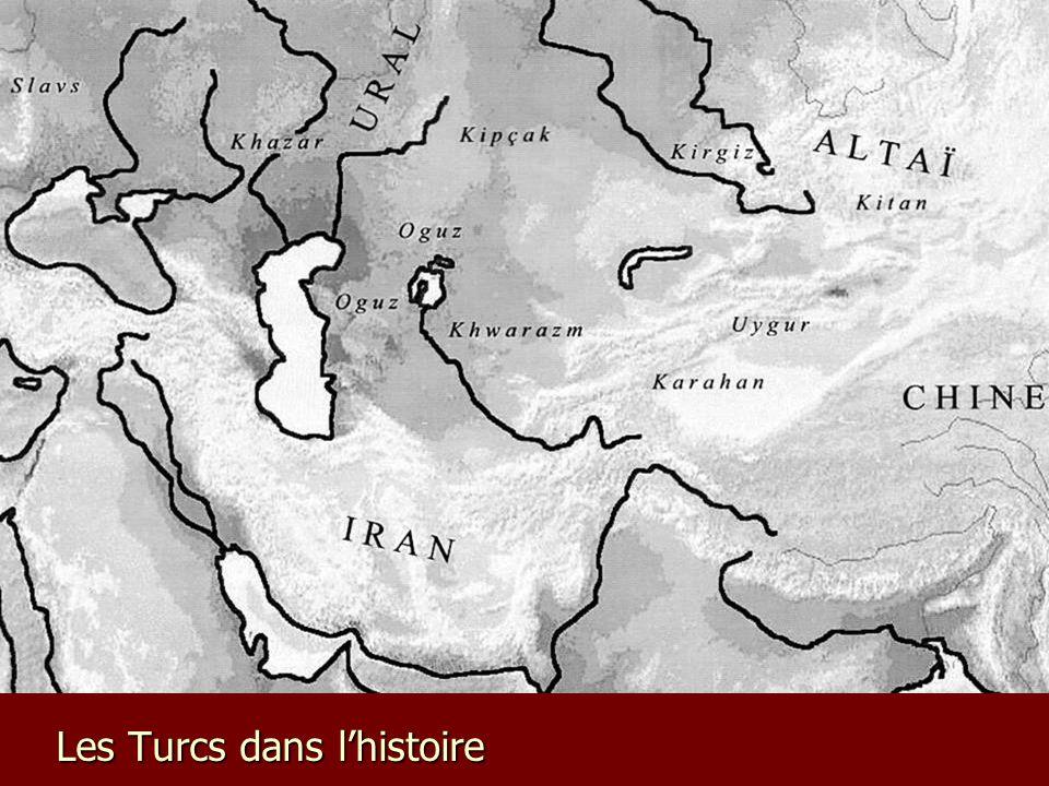 Les Turcs dans l'histoire