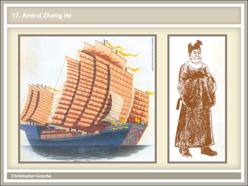17. Amiral Zheng He Christopher Goscha