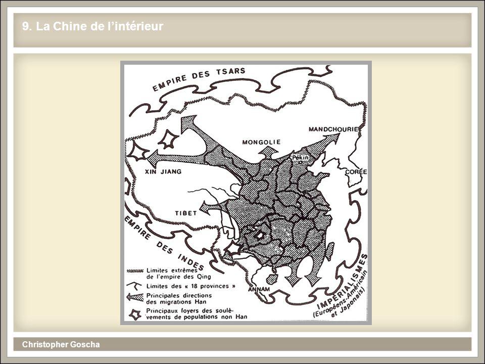 9. La Chine de l'intérieur