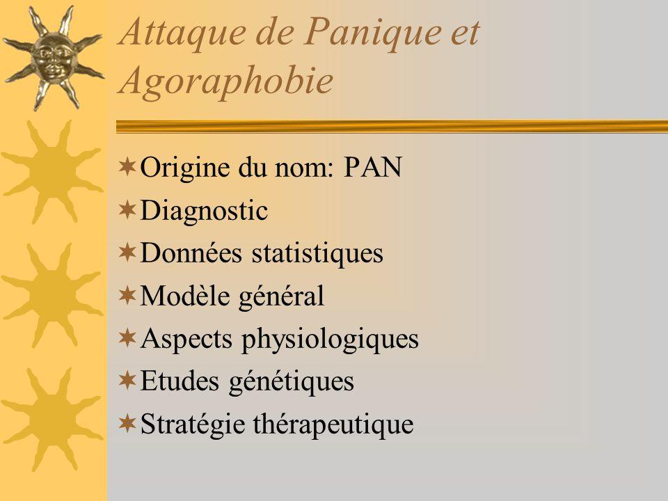Attaque de Panique et Agoraphobie