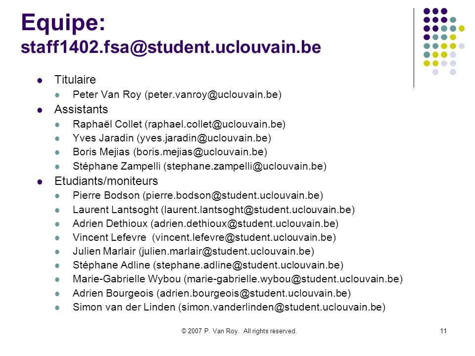 Equipe: staff1402.fsa@student.uclouvain.be