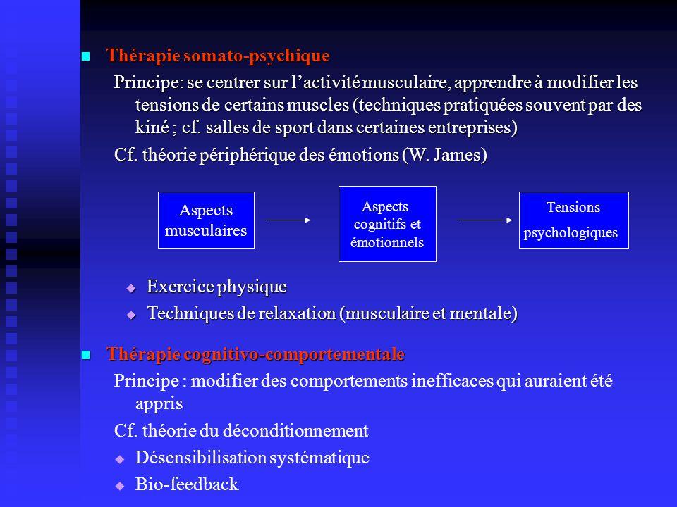 Thérapie somato-psychique