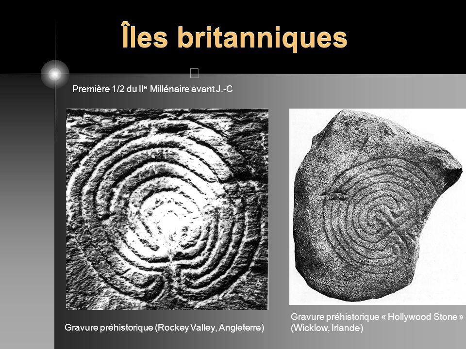Îles britanniques Première 1/2 du IIe Millénaire avant J.-C