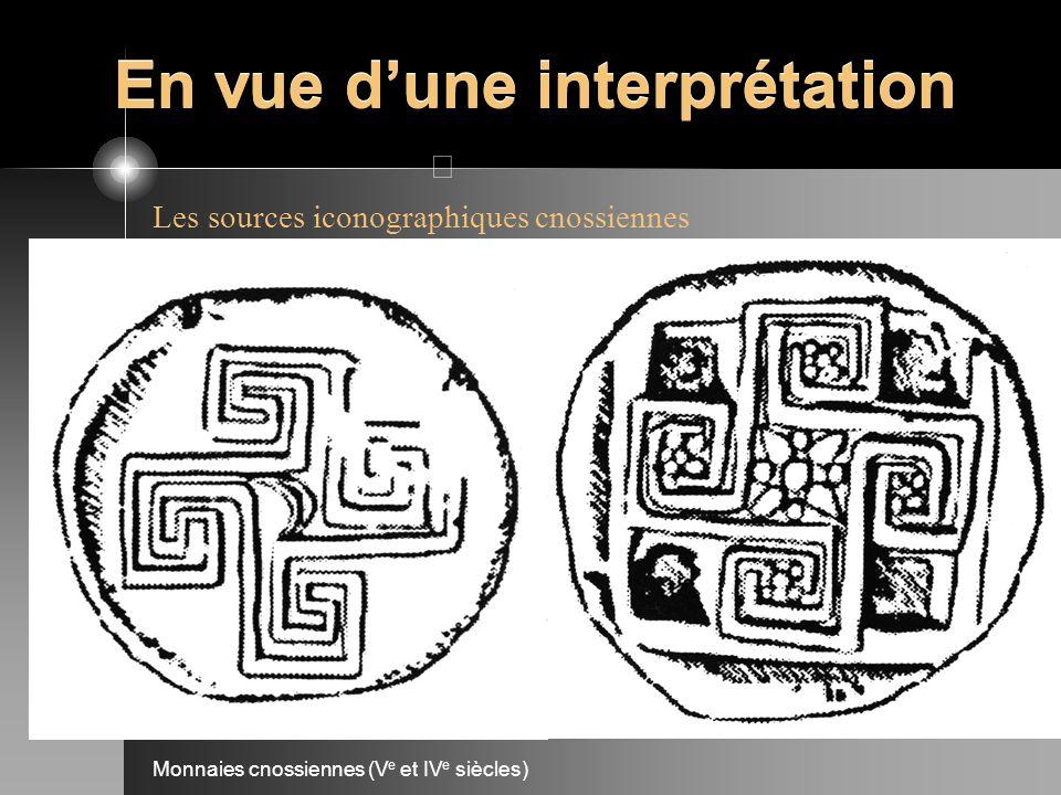 En vue d'une interprétation