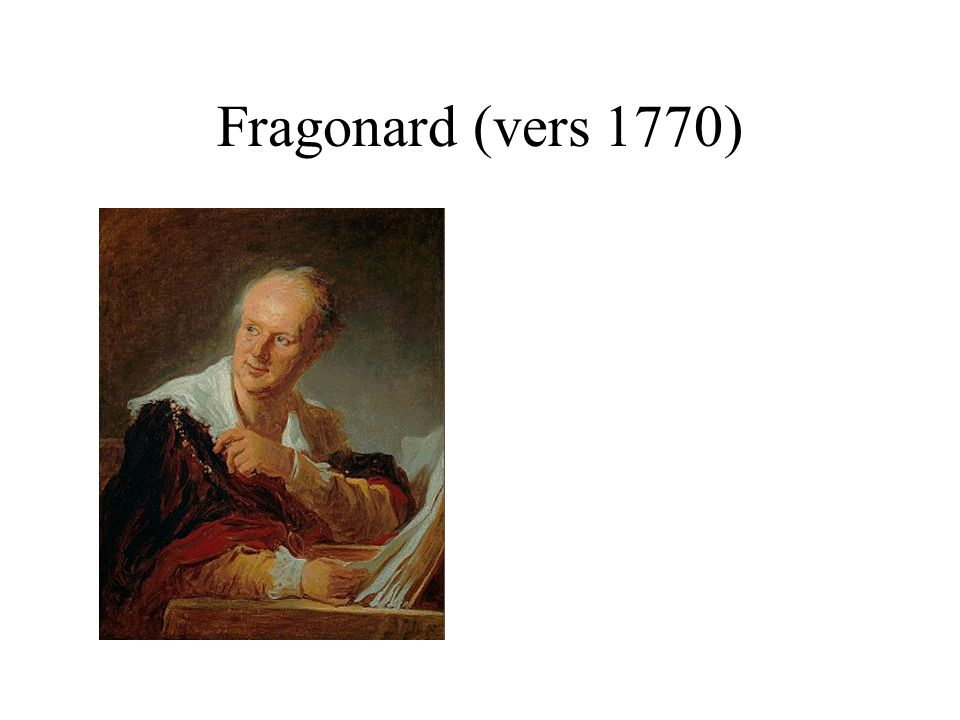 Fragonard (vers 1770)