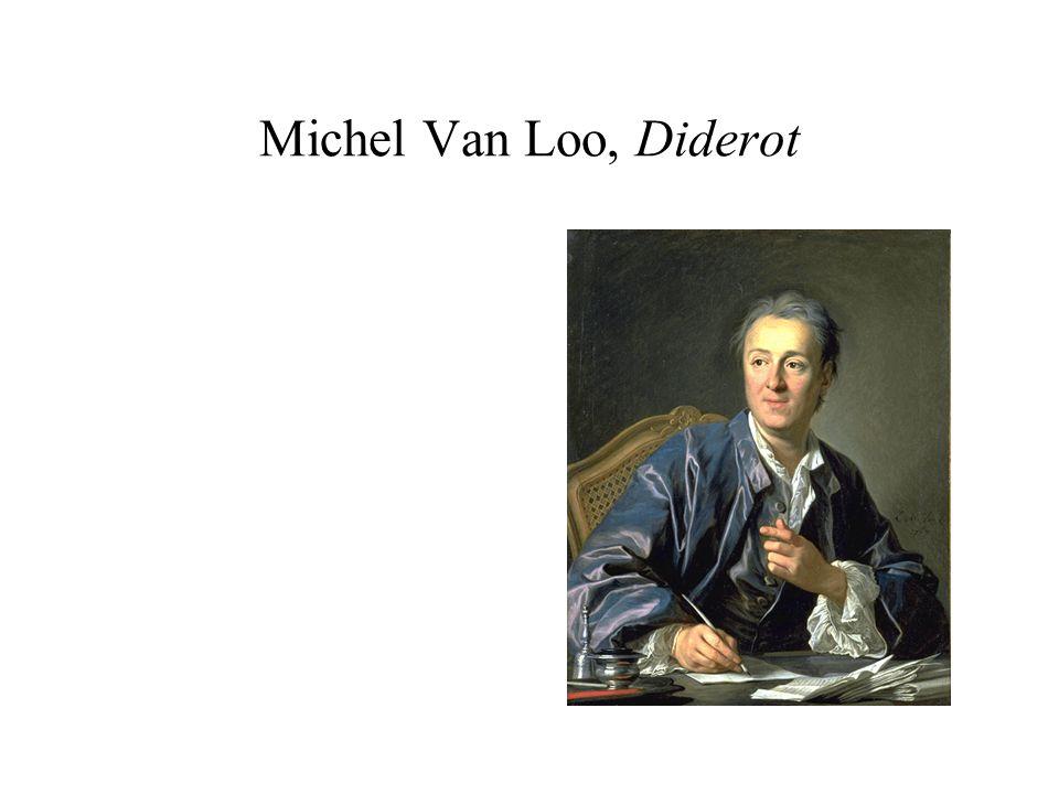 Michel Van Loo, Diderot