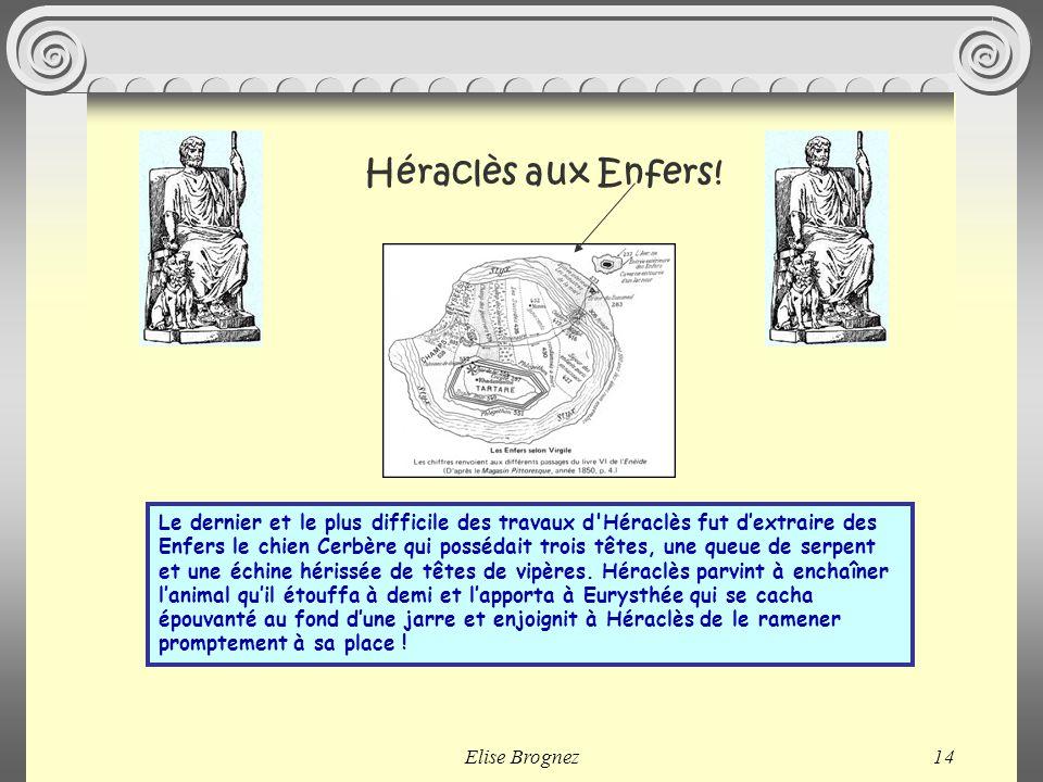 Héraclès aux Enfers!