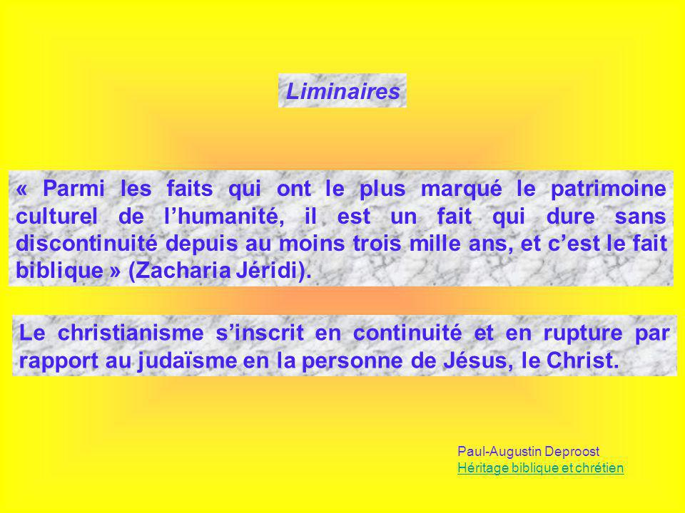 Liminaires