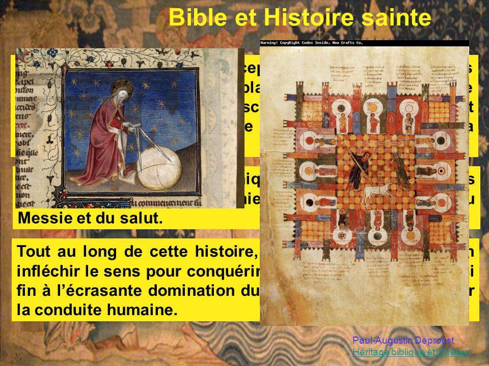 Bible et Histoire sainte