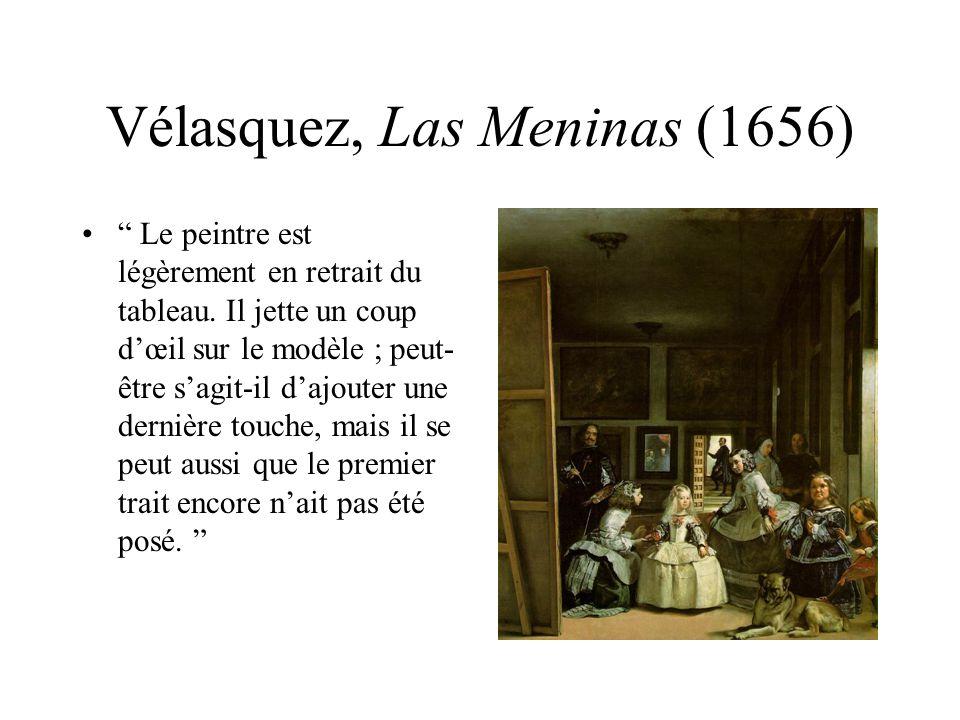 Vélasquez, Las Meninas (1656)