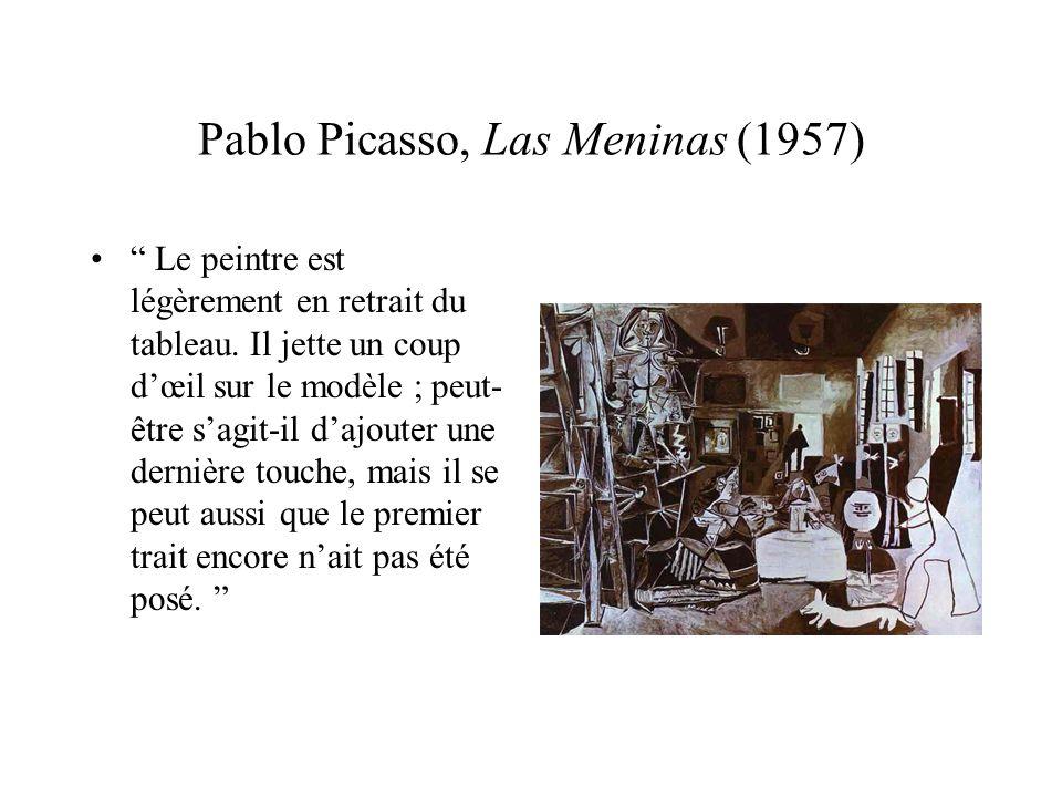 Pablo Picasso, Las Meninas (1957)