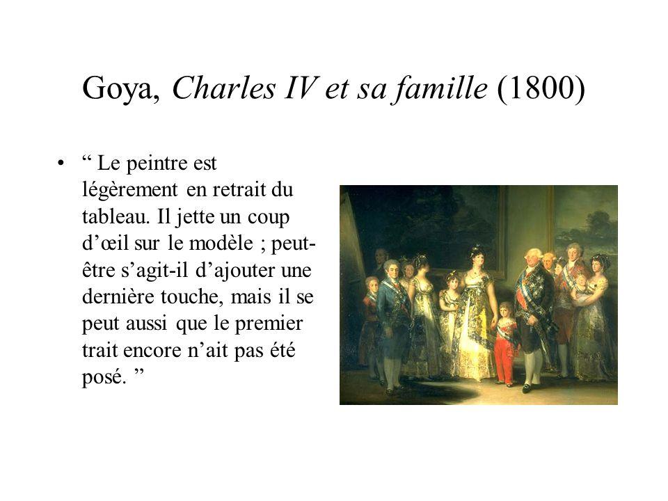 Goya, Charles IV et sa famille (1800)