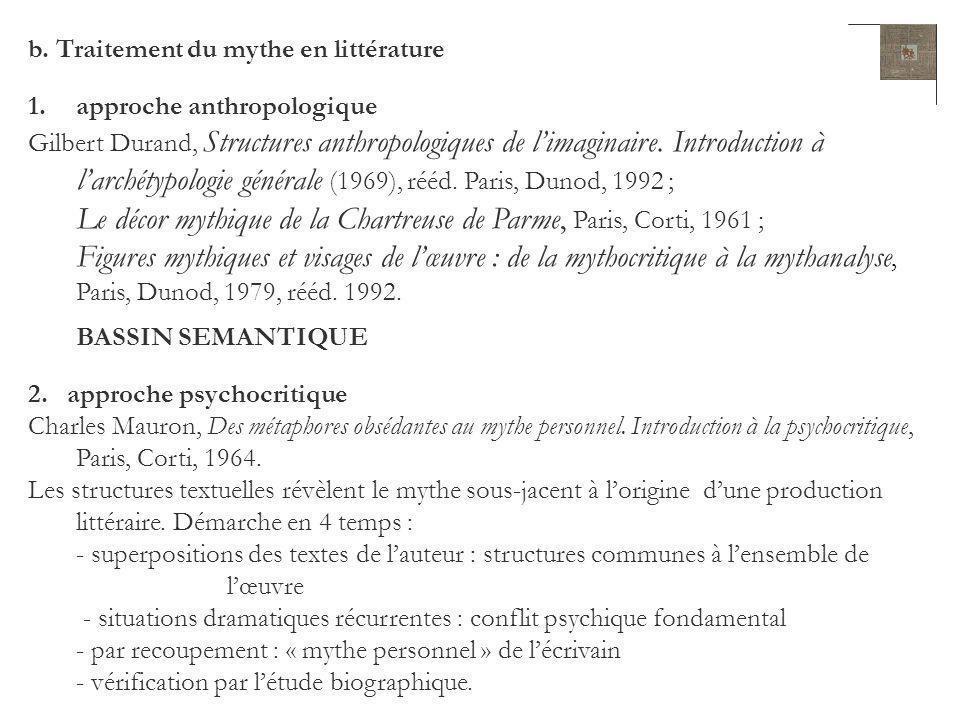 Le décor mythique de la Chartreuse de Parme, Paris, Corti, 1961 ;
