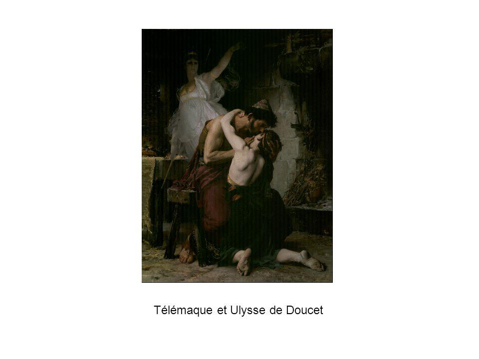 Télémaque et Ulysse de Doucet