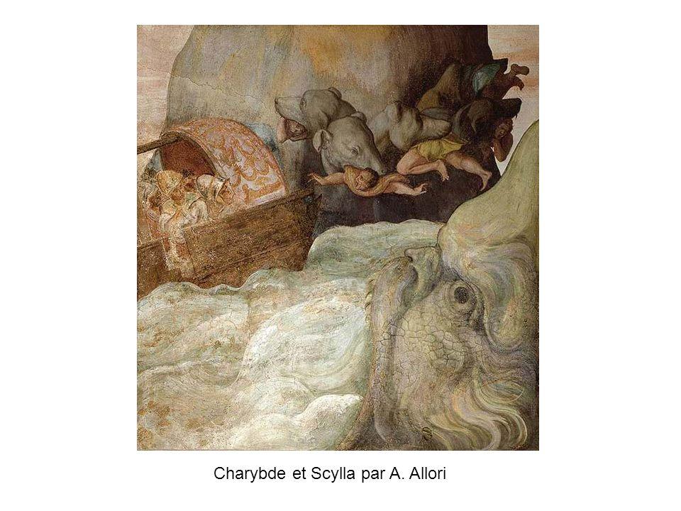 Charybde et Scylla par A. Allori