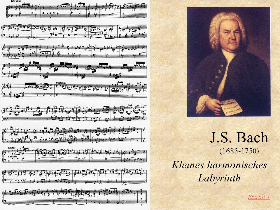 Kleines harmonisches Labyrinth