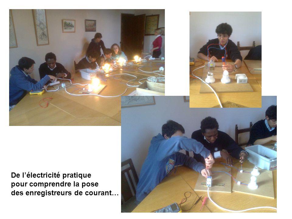 De l'électricité pratique