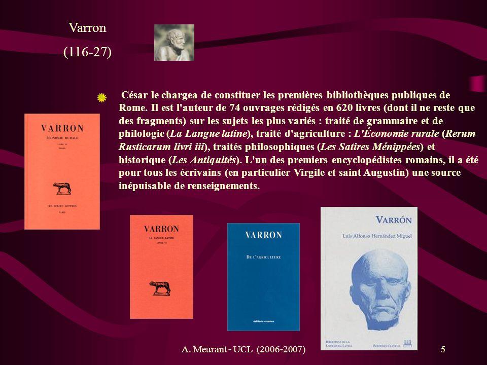 Varron (116-27)